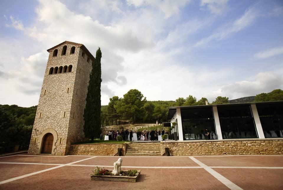Castell tallat wedding planning and catering in tarragona - Casa miret tarragona ...