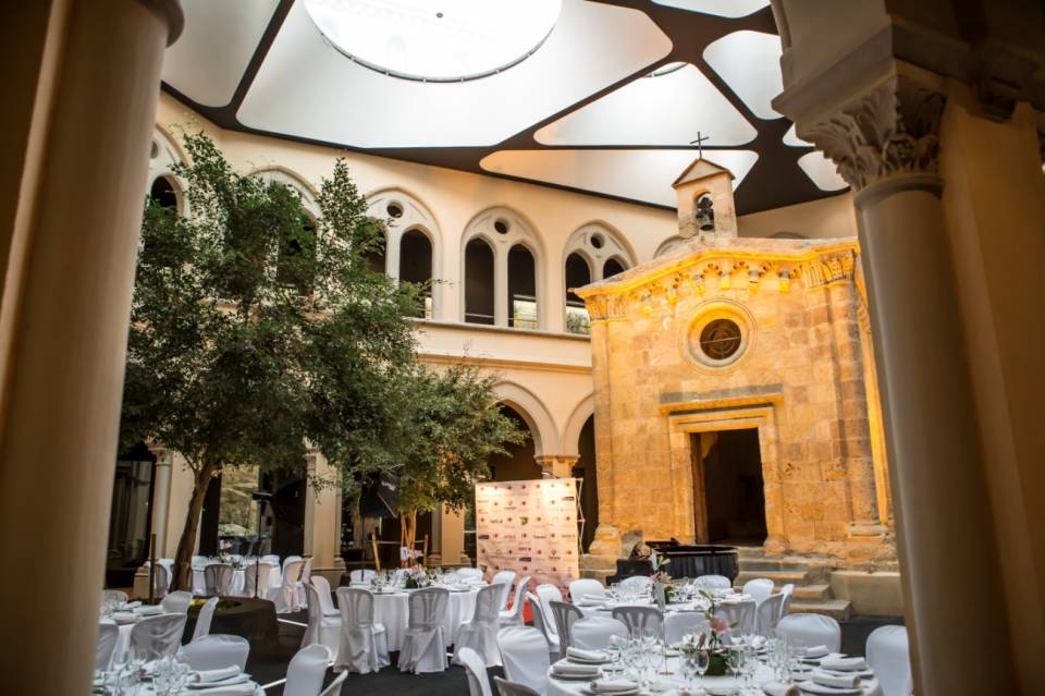 Ag planning gourmet catering wedding planning and - Casa miret tarragona ...